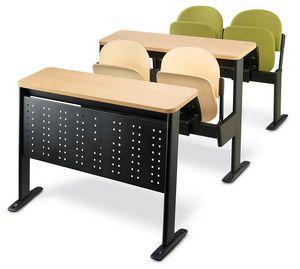 Oxford, Système de siège pour les universités, siège rabattable