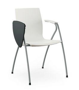 Q3, Chaise avec tablette écritoire