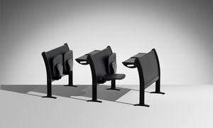 Q3000, Système multifonctionnel de tables et de chaises pour les salles de classe universitaires