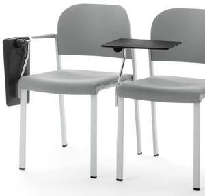 Convention - RIB, Chaise avec tablette écritoire