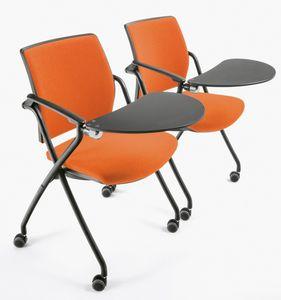 Q-Go XL AIR, Chaise empilable pour salle de conférence