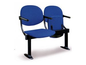 Aura su barra, Chaise rembourrée à la poutre pour salles de conférence