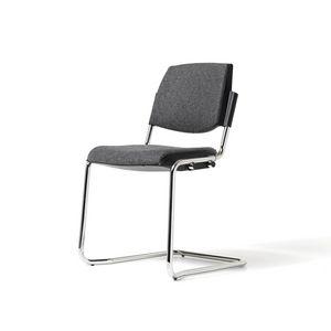 New Bonn, Chaise avec piètement cantilever