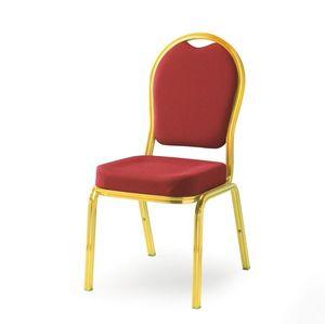 Cello 58/3, Chaise léger et empilable pour la conférence