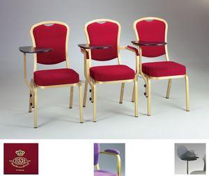 Cello 58/4, Chaise rembourrée ignifuge pour les réunions et réceptions
