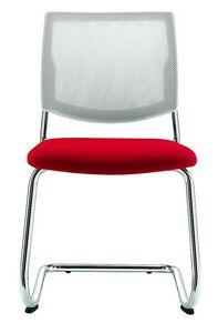 Q44, Chaise avec assise en résille pour réunions