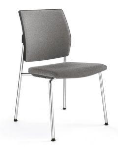 Q44, Chaise de conf�rence rembourr�e