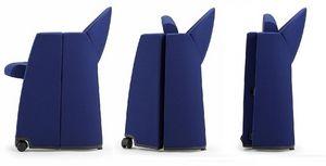 AXI 685, Pliage idéal fauteuil pour la conférence