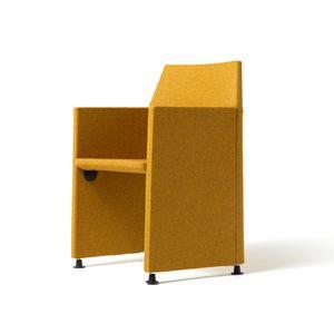 Origami, Baignoire Fauteuil idéal pour les salles de conférence