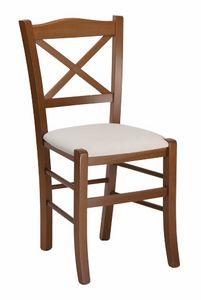 111, Chaise de restaurant, avec siège personnalisable