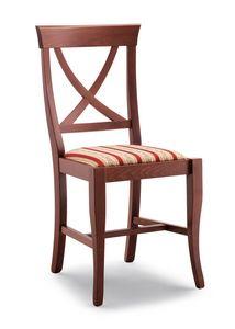 113, Chaise en bois de hêtre, pour restaurant et bar