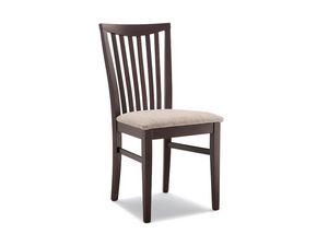 167, Chaise en bois massif, de retour avec le modèle vertical