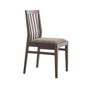 MP473A, Chaise contemporaine en bois