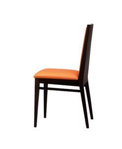 333, Chaise, solide, rembourré, pour la pizzeria