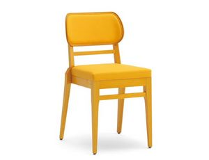 Adele-S2, Des chaises empilables capables de réduire les espaces de rangement