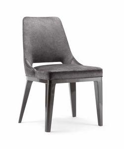 ASPEN SIDE CHAIR 078 S, Chaise design contemporaine