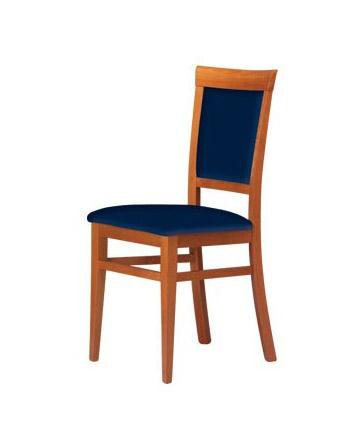 C08, Chaire en bois de hêtre, pour des séjours et des restaurants