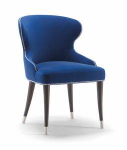 CAMELIA CHAIR 051 PO, Chaise pour restaurants et hôtels