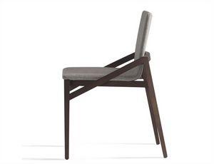 Capita 510T, Chaise en bois rembourrée
