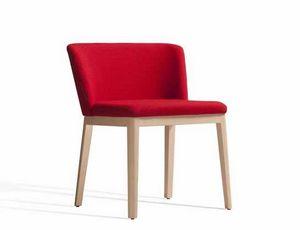 Concord 520CM, Chaise rembourrée pour le marché de l'hospitalité