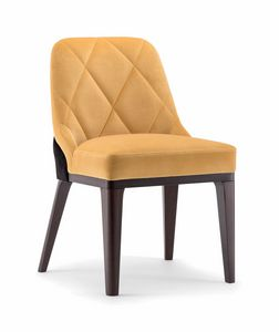 GILL SIDE CHAIR 070 S, Chaise optimale pour les restaurants et les h�tels