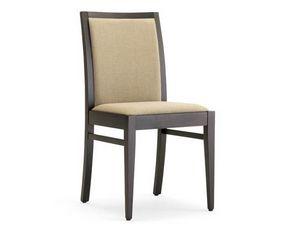 Guenda-S2, Chaises de restaurant en bois