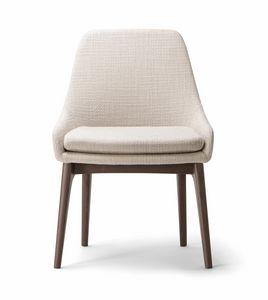 JO CHAIR 058 S, Chaise robuste au design élégant