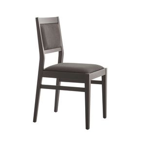 MP473D, Chaise rembourrée pour restaurant