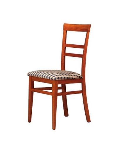 314, Chaise avec motif horizontal arrière, pour le salon