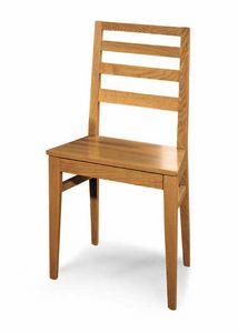 Art. 192/S, Chaise avec dossier à lattes horizontales