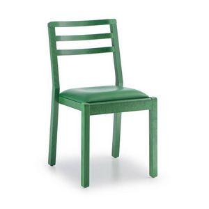 M30, Chaise empilable en bois