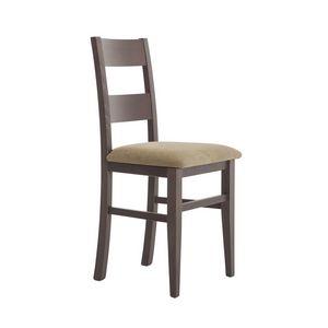 RP415A, Chaise à manger en bois