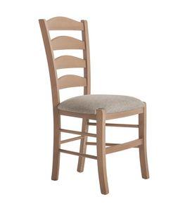 RP4793, Chaise rembourrée pour restaurant