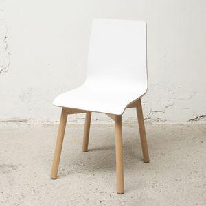 Chaire Bolz, Chaise amovible, résistant aux rayures et aux chocs