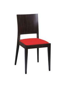 M15, Chaise en hêtre, assise, pour l'usage de contrat