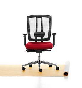 Air One Soft 01, Chaise ex�cutif rembourr� en polyur�thane flexible