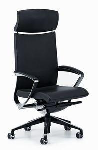 AVIA 4044, Directional chaise de bureau, mécanisme d'inclinaison