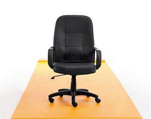 Canasta 01, Chaise de bureau aux formes douces