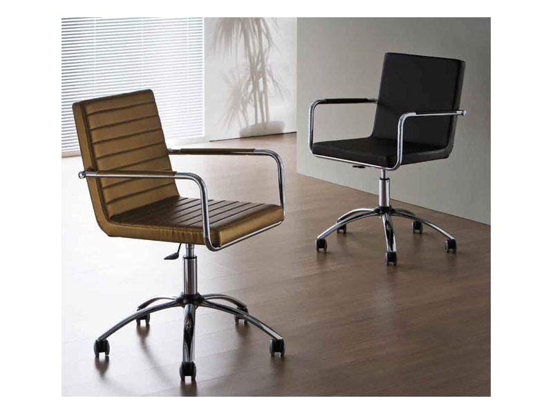 roues de fauteuil mtal et cuir avec professional studio idfdesign. Black Bedroom Furniture Sets. Home Design Ideas