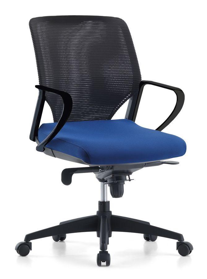 Karina AIR 02, Chaise exécutif, garnie en polyuréthane, pour le bureau