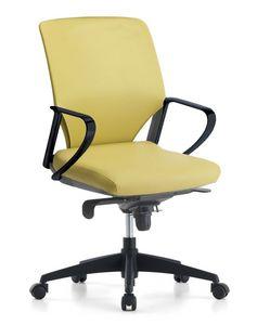 Karina Soft 02, Rembourré chaise de bureau exécutif