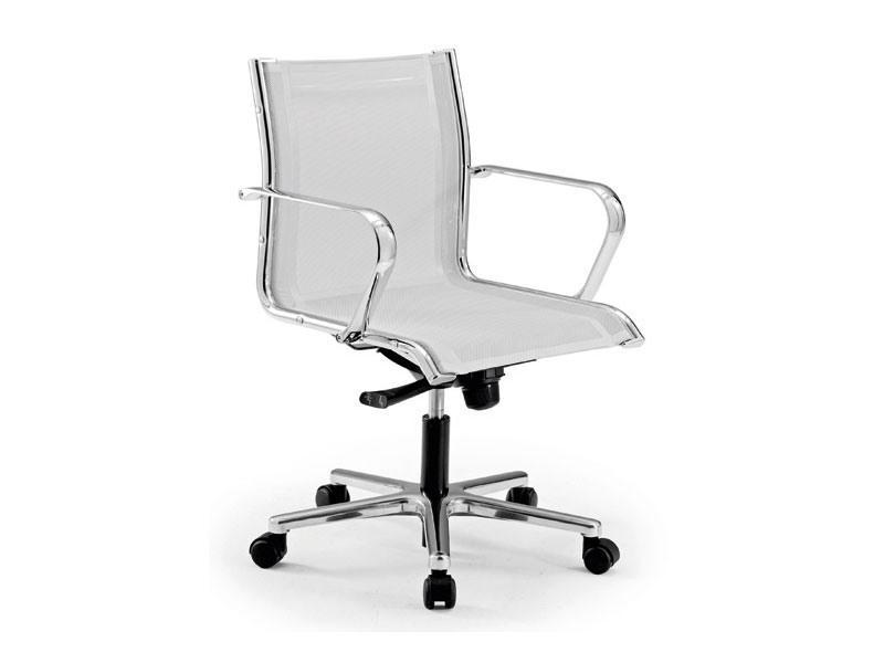 Origami RE executive 70221, Chaise de bureau avec assise et dossier en maille