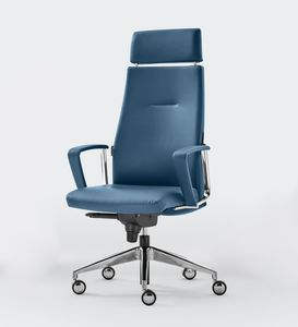TRENDY, Chaise de bureau ergonomique confortable