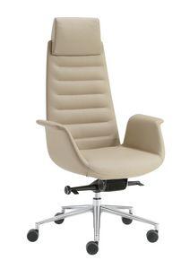 Modà, Chaise de bureau avec repose-tête