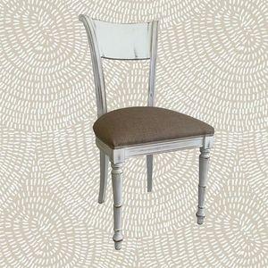 2245 CHAIR, Chaise en bois de style anglais