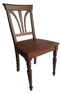 Stile, Présidente entièrement faite de bois de hêtre, style classique