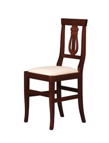 180, Chaise de hêtre massif pour la salle à manger et un restaurant
