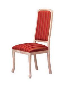 1001, Chaise classique en bois de hêtre, pour salle de conférence