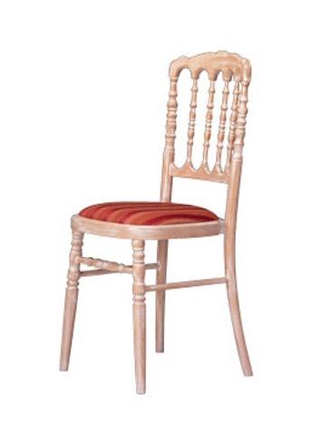 1070 STK, Chaise avec structure en bois, pour un café historique