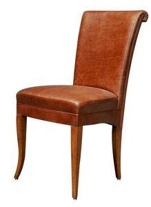 Colorado BR.0777, Chaise de style classique avec siège rembourré et le dos